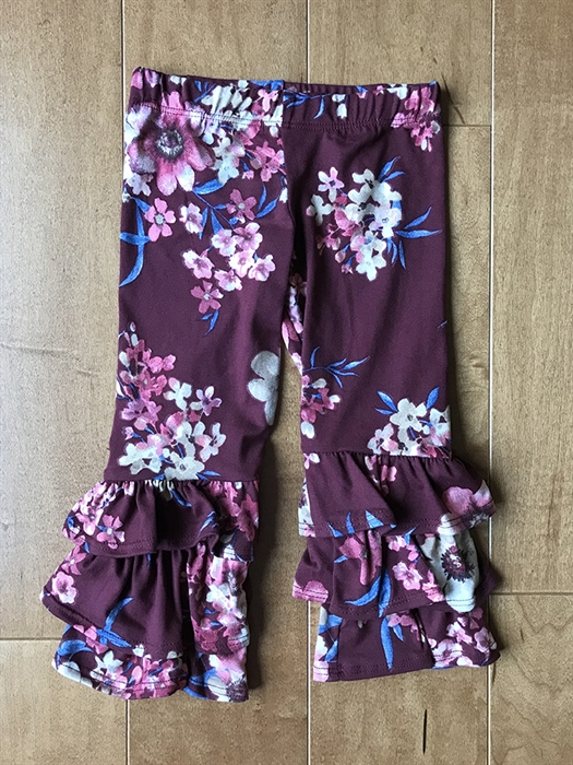 Picture of Toddler Triple Ruffle Leggings