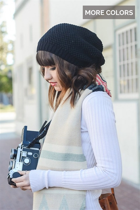 Picture of Slouch Beanie