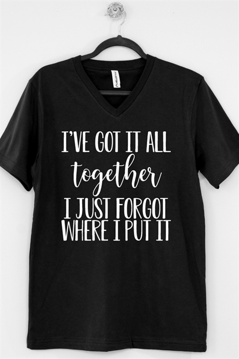 Picture of I've Got It All Together Graphic Tee