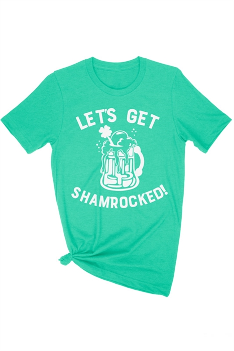 Picture of Let's Get Shamrocked Graphic Tee