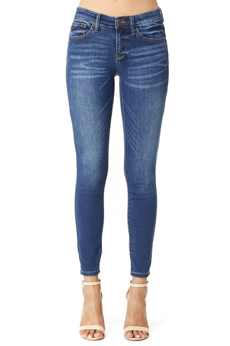 Picture of Judy Blue Medium Wash Skinnies