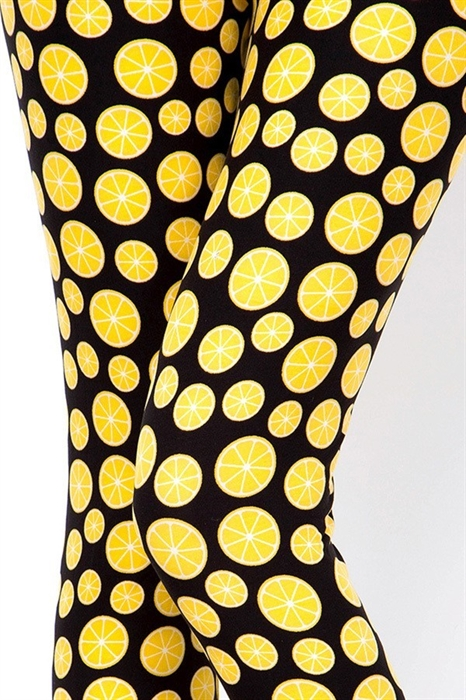 Picture of Lemon Breeze High Waist Leggings