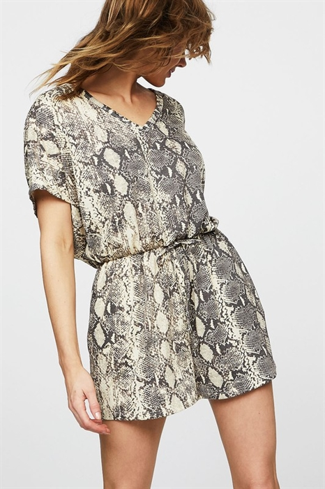 Picture of Snakeskin Romper