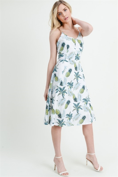 Picture of Pineapple Paradise Dress