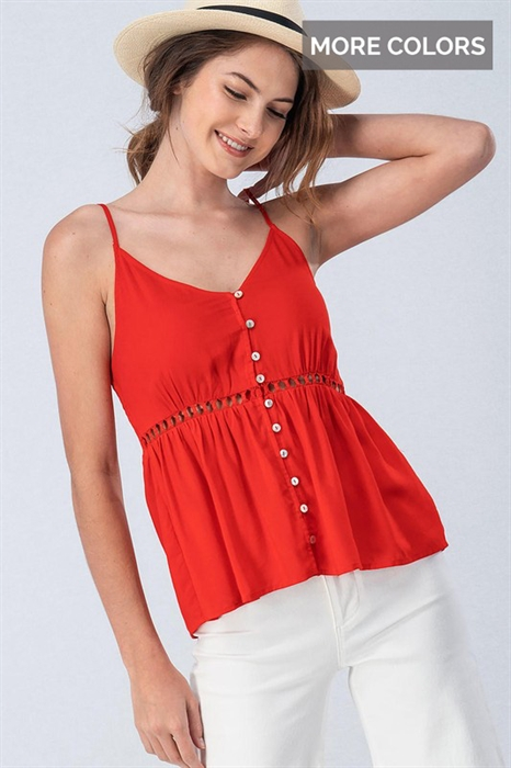 Picture of Button Down Tank
