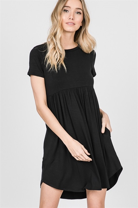 Picture of Casual Pocket Dress