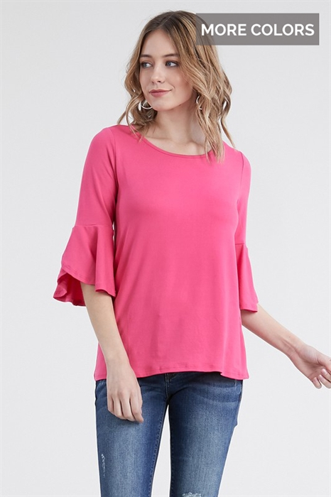 Picture of Gabriela Belle Sleeve Top