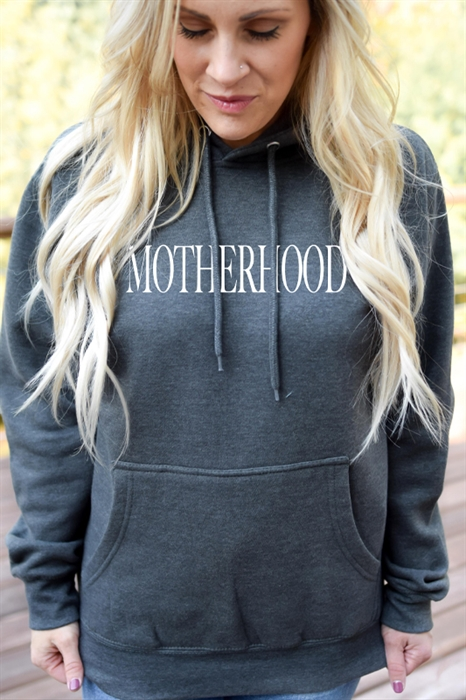 Picture of Motherhood Graphic Hoodie
