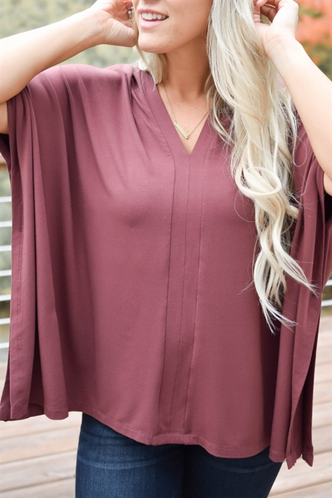 Picture of Jennie Poncho Tunic