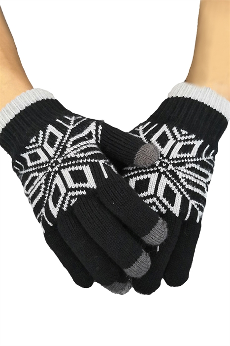 Picture of Winter Snowflake Gloves