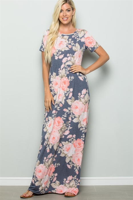 Picture of In Full Bloom Maxi Dress