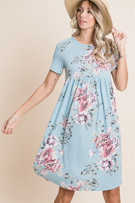 Picture of New Outlook Floral Dress 🇺🇸
