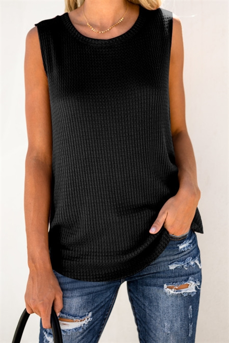 Picture of Waffle Knit Tank